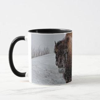 Bison de Yellowstone Mug