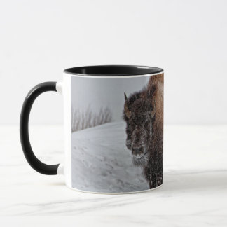 Bison de Yellowstone Tasses