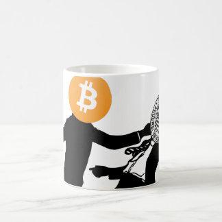 Bitcoin assommera la tasse d'inflation