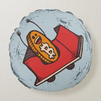 Bitcoin au coussin de lune