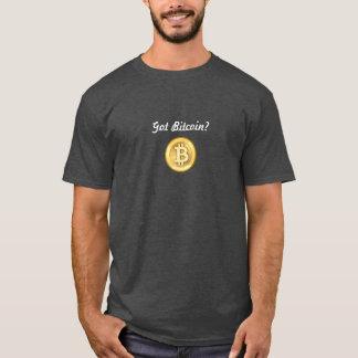 Bitcoin obtenu ? T-shirt