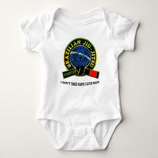 BJJ - Combattant de bébé de Jiu-Jitsu de Brésilien Body