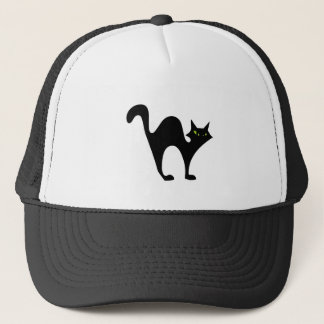 Blackcat de Halloween Casquette