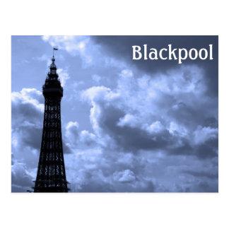 Blackpool Carte Postale