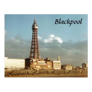 Blackpool Cartes Postales