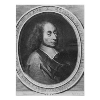 Blaise Pascal Posters