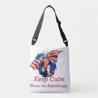 Blâmez les républicains sac