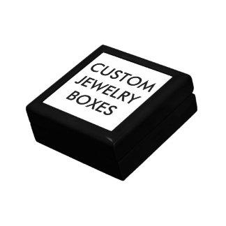 Blanc de boîte à bijoux en bois personnalisé par