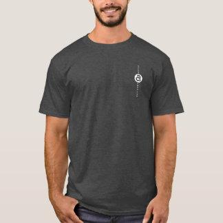 Blanc de fabrication créatif de vagues d'Allen sur T-shirt