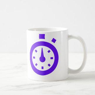 Blanc de tasse de café de Courrier-Ajustement