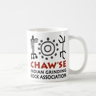 Blanc de tasse de Chaw'se