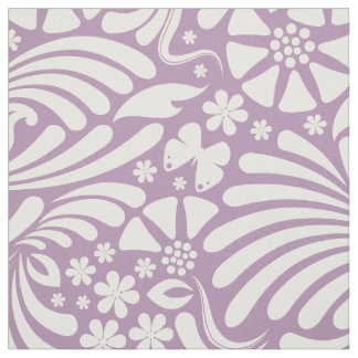 tissu motif mauve clair personnalisable pour loisirs cr atifs zazzle. Black Bedroom Furniture Sets. Home Design Ideas