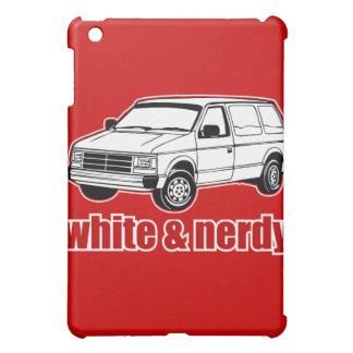 blanc et ringard coque iPad mini
