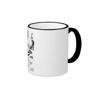 Blason Imaginaire de Biarritz Mug Ringer