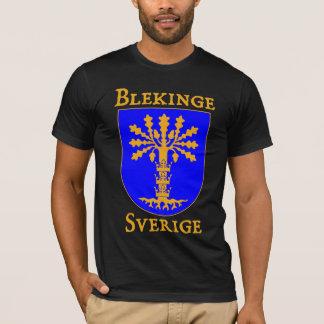 Blekinge, Suède (Sverige) T-shirt