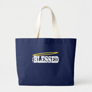 #Blessed Grand Tote Bag