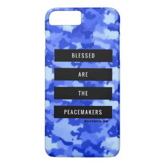 Blessed sont les conciliateurs coque iPhone 7 plus