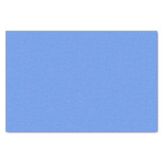 """Bleu 10"""" de bleuet x 15"""" papier de soie de soie"""