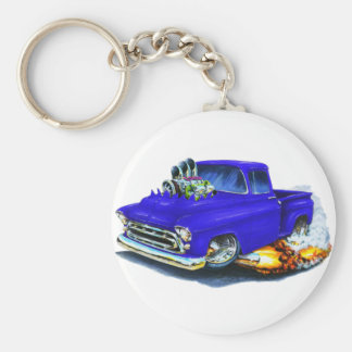 Bleu 1957 de collecte de Chevy Porte-clés