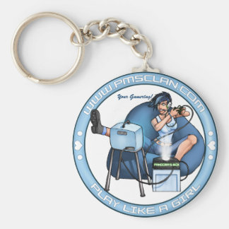 Bleu 2 de boite de Pandore de Porte - clé de PMS Porte-clés