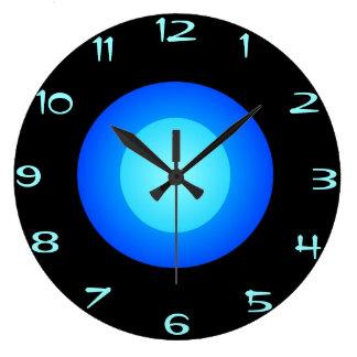 murale lumineuse par aqua bleu horloges murale lumineuse par aqua bleu horloges murales. Black Bedroom Furniture Sets. Home Design Ideas