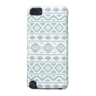 Bleu aztèque d'oeufs de canard de Ptn III Coque iPod Touch 5G