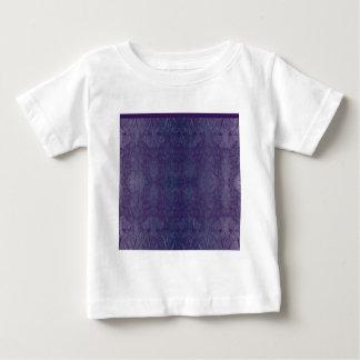 bleu baroque t-shirt pour bébé