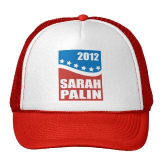 Bleu blanc rouge de Sarah Palin Casquettes