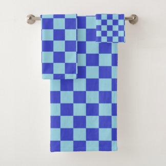 Bleu Checkered