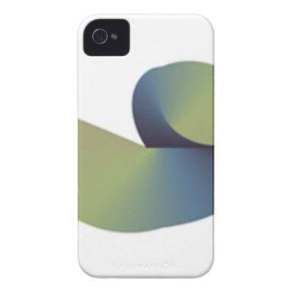 bleu coques iPhone 4 Case-Mate