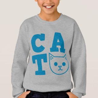 Bleu de CAT Sweatshirt