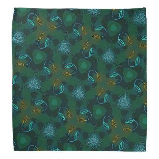 Bleu de conception de Jimette de Bandana et vert