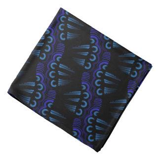 Bleu de conception de Jimette de Bandana sur le