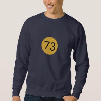 bleu de conception de sweat - shirt à capuche du