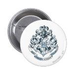 Bleu de crête de Hogwarts Badge Avec Épingle