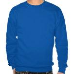 Bleu de crête de Hogwarts Sweat-shirt