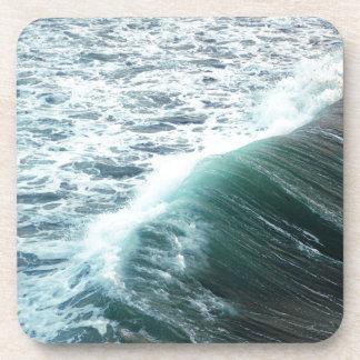 Bleu de l'océan pacifique sous-bocks