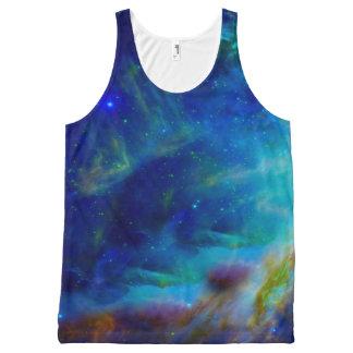 Bleu de nébuleuse d'Orion beau Bannières