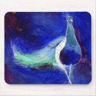 Bleu de paon 2013 tapis de souris