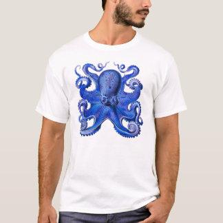 Bleu de poulpe de Haeckel T-shirt