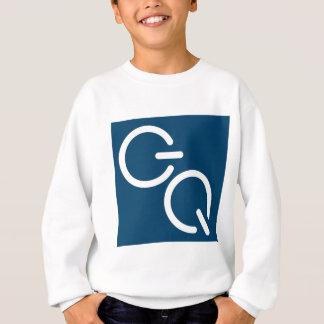 Bleu de Tardis de GQ-Carré-Podcast Sweatshirt