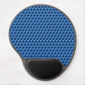 Bleu de wow tapis de souris gel