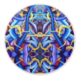 Bleu d'illusion optique