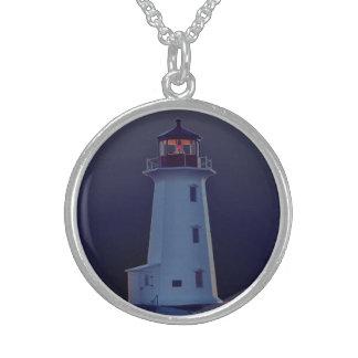 Bleu personnalisable de collier de phare de la