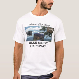 Bleu Ridge d'ABH T-shirt