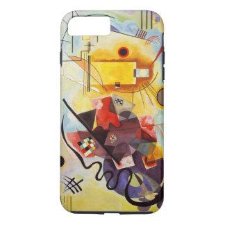 Bleu rouge jaune de Kandinsky Coque iPhone 7 Plus