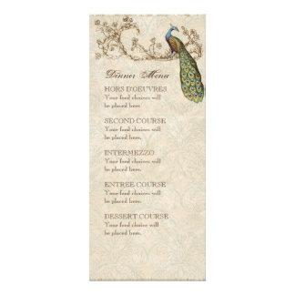 Bleu vintage des oeufs de Robin d oiseaux carte d Faire-parts