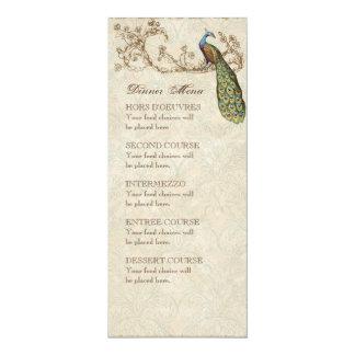 Bleu vintage des oeufs de Robin d'oiseaux, carte Faire-parts