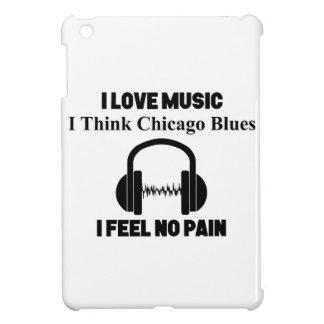 Bleus de Chicago Coque iPad Mini