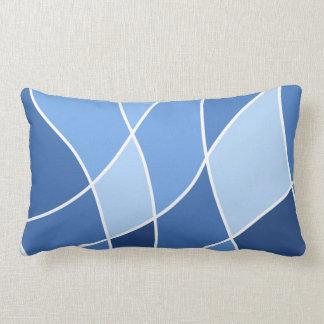 Bleus de ciel - conception élégante à la mode coussin décoratif